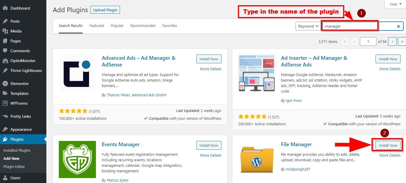 Starting-WordPress-Blog-add-plugin